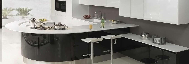 Corian: rivestimenti bagno, top e piani lavoro per cucine | Tecknoimport