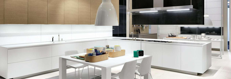 Corian: rivestimenti bagno, top e piani lavoro per cucine ...