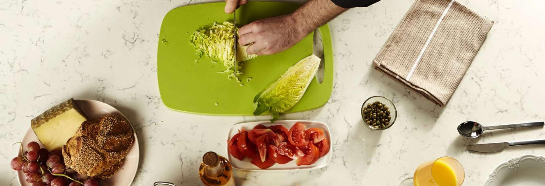 Silestone top cucina rivestimenti interni e for Alla ricerca di piani di casa